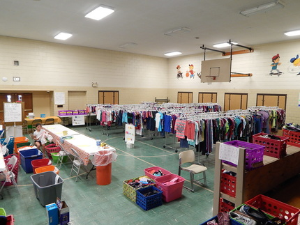 The Kidsu0027 Closet Of Decatur County Is A Faith Based, Not For Profit  Organization Located In Greensburg, Indiana. It Was Founded In 2012 To  Provide Clothes ...